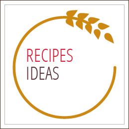 RECIPES - IDEAS